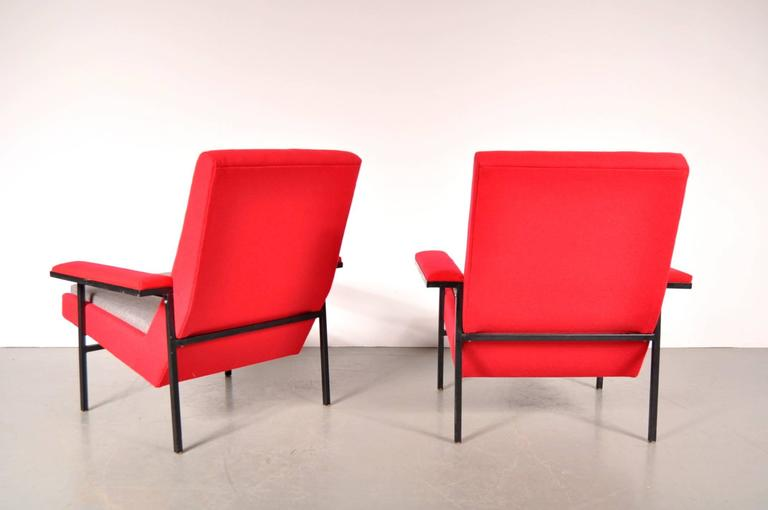 1950s Pair Of Arp Chairs For Steiner