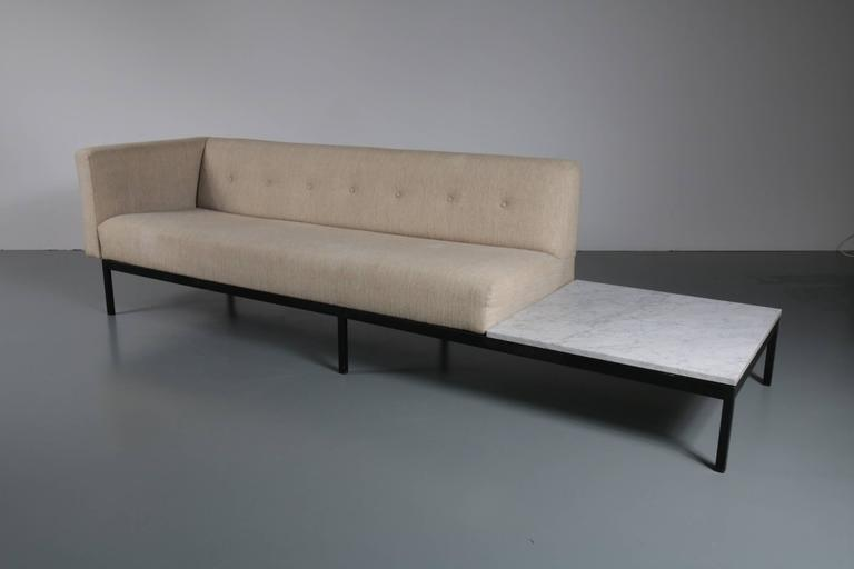 Kho Liang Ie Schiphol.1960s Rare 070 Sofa By Kho Liang Ie For Artifort