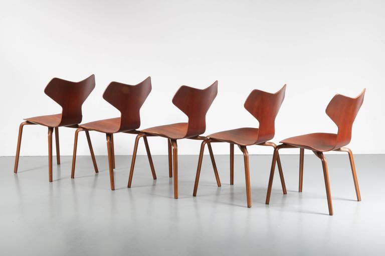Fritz Hansen Stoel : Fritz hansen oxford jacobsen oxford chair low back by fritz