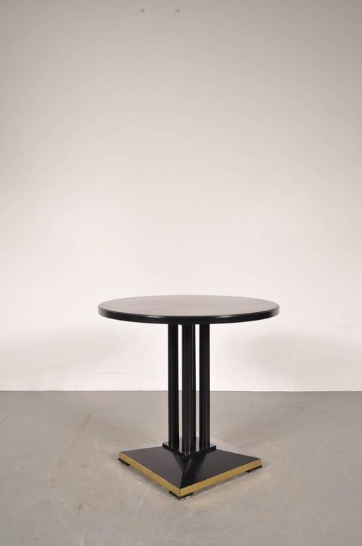 Add To Cart. Beautiful Side Table Manufactured By Thonet ...