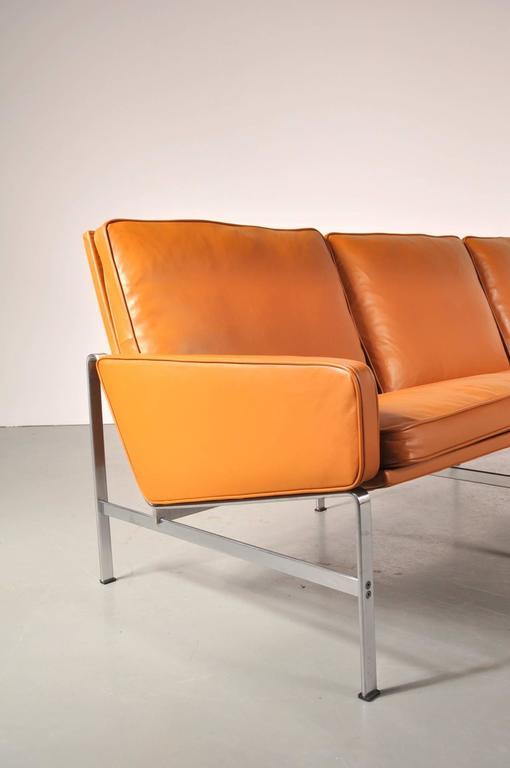 1960s sofa by preben fabricius jørgen kastholm for kill