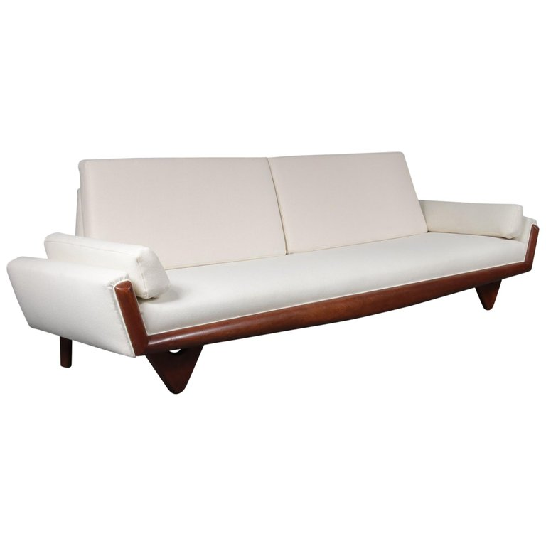 Adrian Pearsall Gondola Sofa for Craft Associates, USA, 1960s