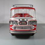 Rare l'Autopede Carousel Bus by Karel Baeyens, Belgium, 1955