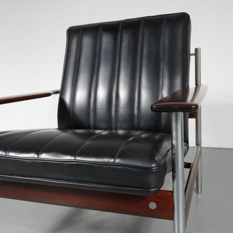 Strange Sven Ivar Dysthe 1001 Af Original Lounge Chair For Dokka Ibusinesslaw Wood Chair Design Ideas Ibusinesslaworg