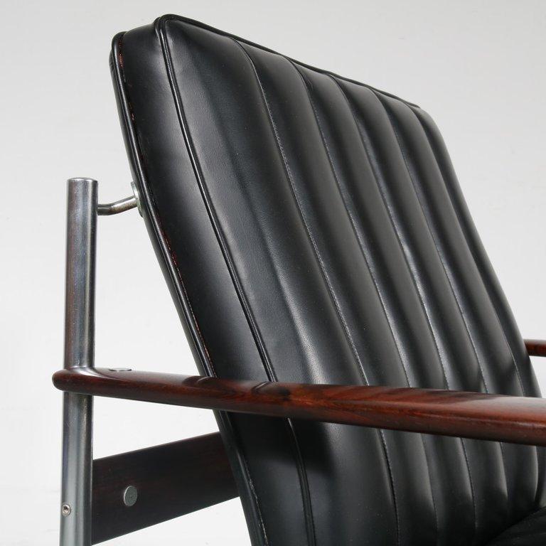 Awe Inspiring Sven Ivar Dysthe 1001 Af Original Lounge Chair For Dokka Bralicious Painted Fabric Chair Ideas Braliciousco