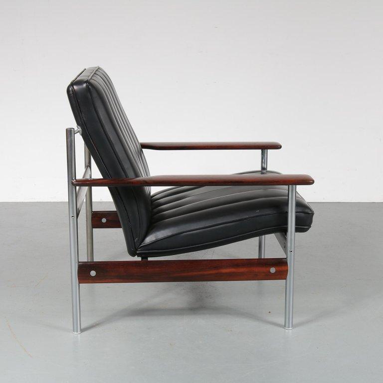 Brilliant Sven Ivar Dysthe 1001 Af Original Lounge Chair For Dokka Ibusinesslaw Wood Chair Design Ideas Ibusinesslaworg