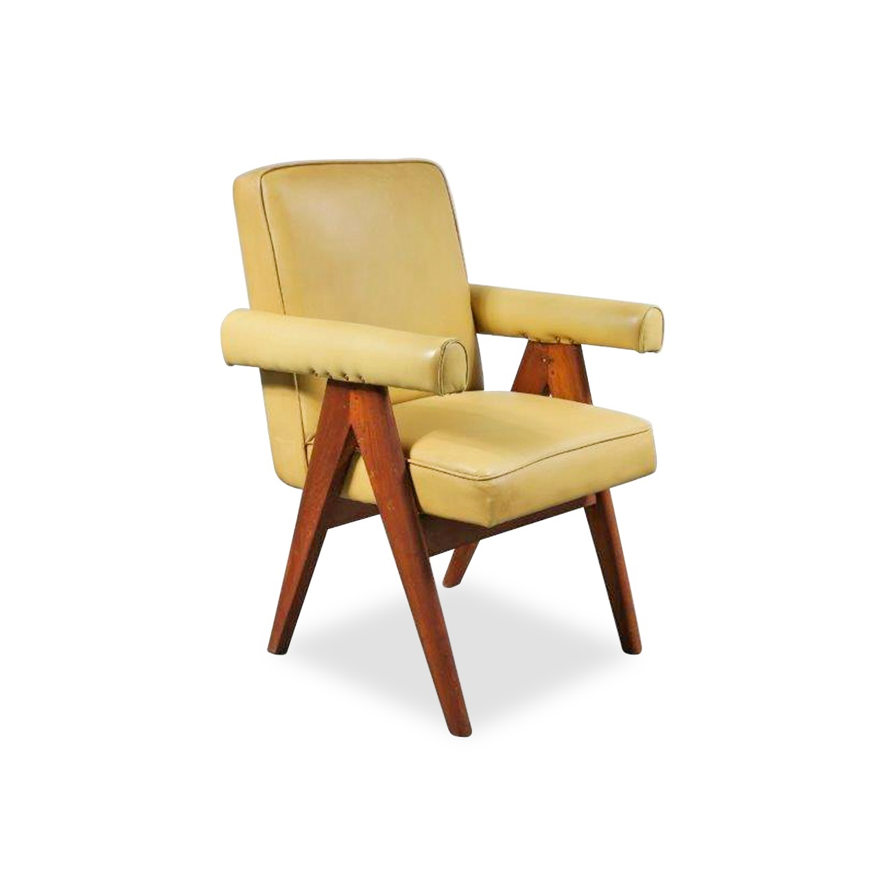 m23639 Pierre Jeanneret Senate chair 1950