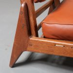 "m23459 ""Hunting Chair"" by Uno & Osten Kristiansson, Sweden 1950"