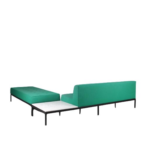 "m24507-8 Kho Liang Ie Corner Sofa Set model ""070"" for Artifort, the Netherlands 1960"