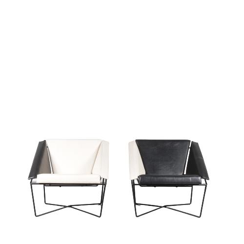Rob Eckhardt Pair of Chairs for Pastoe, Netherlands 1984