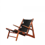 INC84 1960s hunting chair Borge Mogensen Fredericia