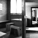 Dom Hans van der Laan furniture in the original doctor's practice