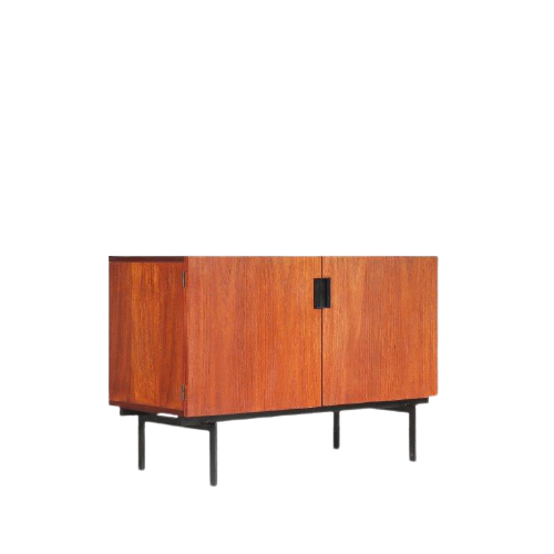 m25032 Small Sideboard by Cees Braakman for Pastoe, Netherlands 1950