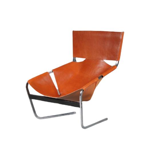 2105 2 (59) m25019 Model 444 Chair by Pierre Paulin for Artifort, Netherlands 1960